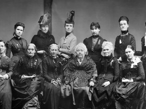 The Women's Suffrage Movement Started with a Tea Party