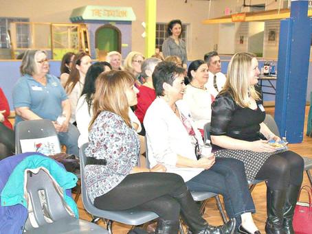 Inspiring Speech on International Women's Day 2016