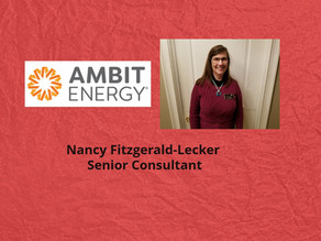 WPN Member of the Month: Ambit Energy (Nancy Fitzgerald-Lecker)