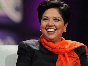 Challenges Faced by Career Women: An Interview with Indra Nooyi