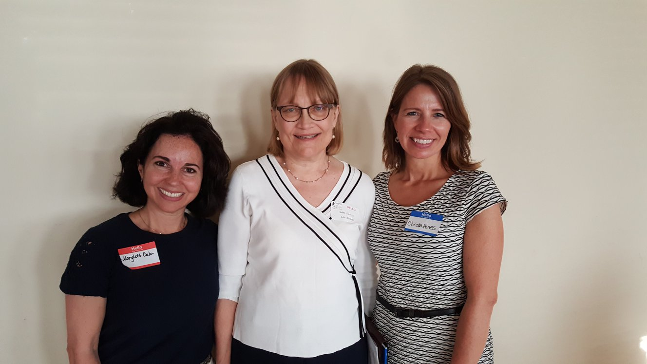 Marybeth Cale, Lea, Christa Hines