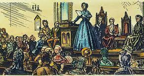 The Seneca Falls Convention: Women's Right to Vote