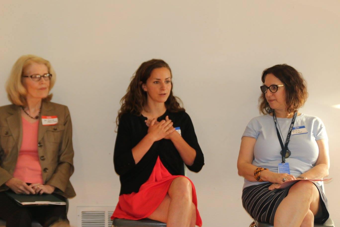event panelists