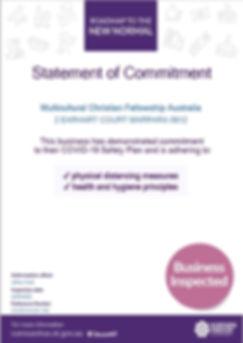 24-05-2020 statement of commitment MCFA