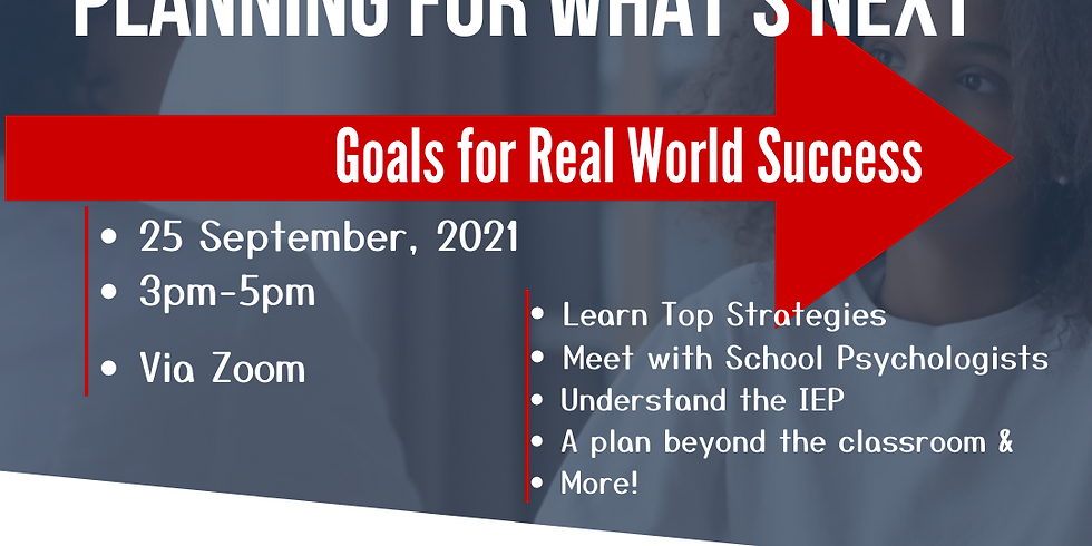 Connecting an IEP to Success