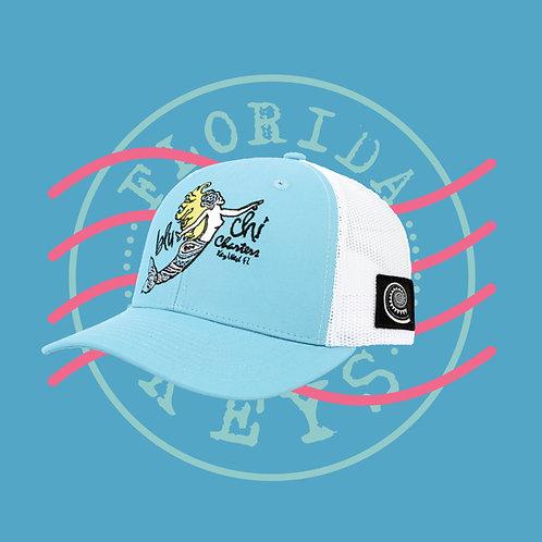 Blu Chi Charters Trucker Hat
