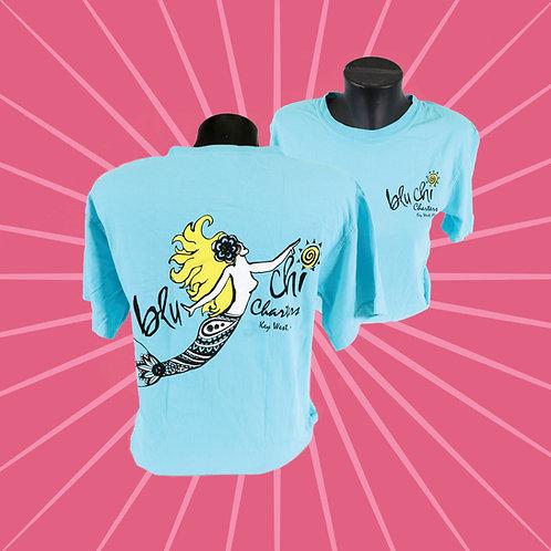 Blu Chi Charters  Short Sleeve T-Shirt