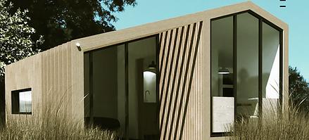 Tiny House, CUB30,kleine woning, 30 m2, aanbouw, CPO,