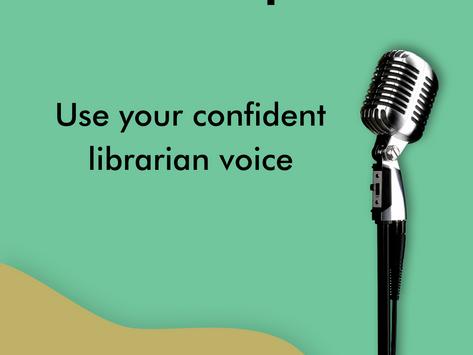 Episode 4: Confident Librarian