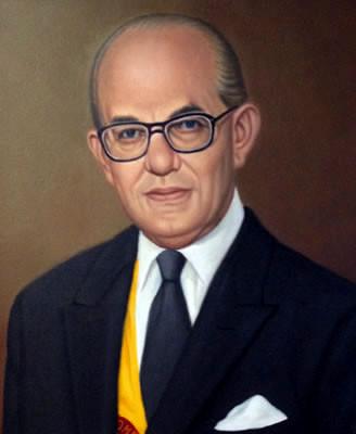 Expresidente de Colombia Alfonso López Michelsen