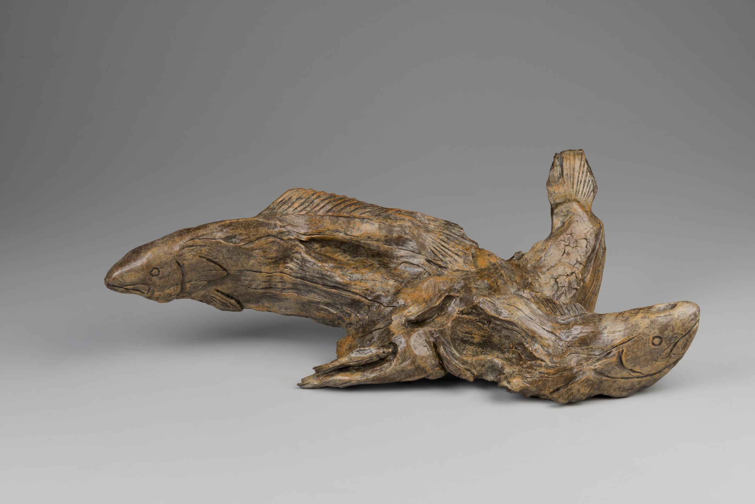 """Wood Fish"""