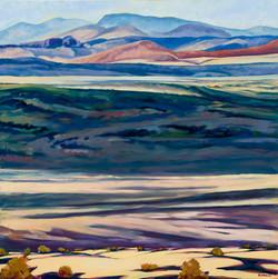 """Marfa Landscape"" I"