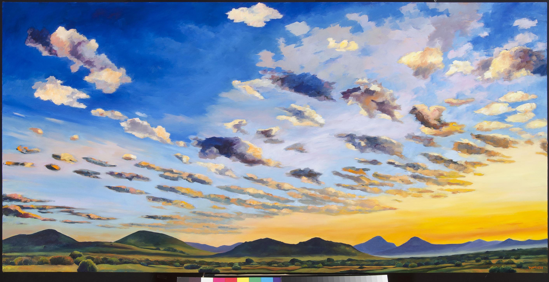 """""""Panoramic Sky"""""""