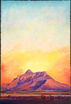 """West Texas Sunset"""