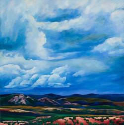 """""""Clouds Over Sangre De Christos"""""""