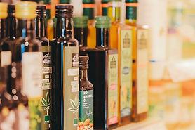 Kaltgepresste Öle im Biomarkt Biobrummer