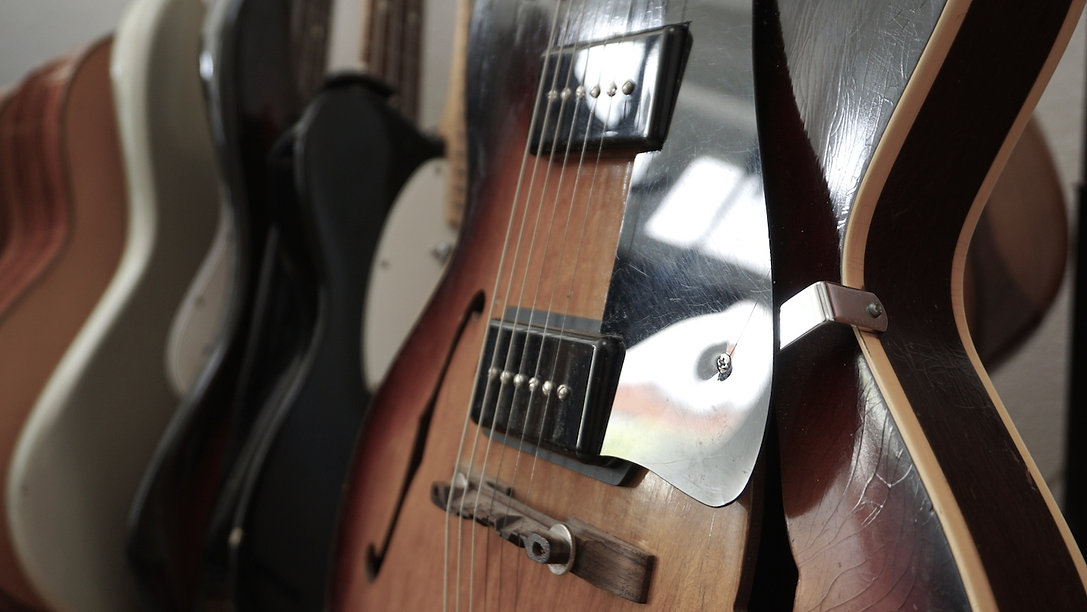 Matthias Klein Musik Musiker Gitarre