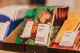 Bio Schokolade und vegane Schokolade bei Biobrummer