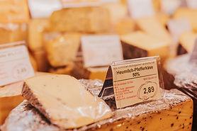Bio Käse bei Biobrummer in Trossingen