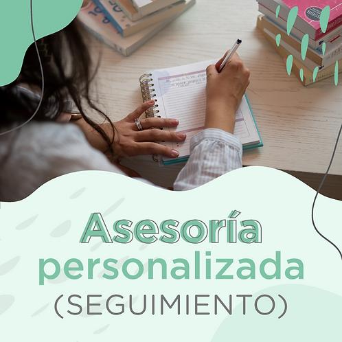 Asesoría Online Personalizada (Seguimiento)