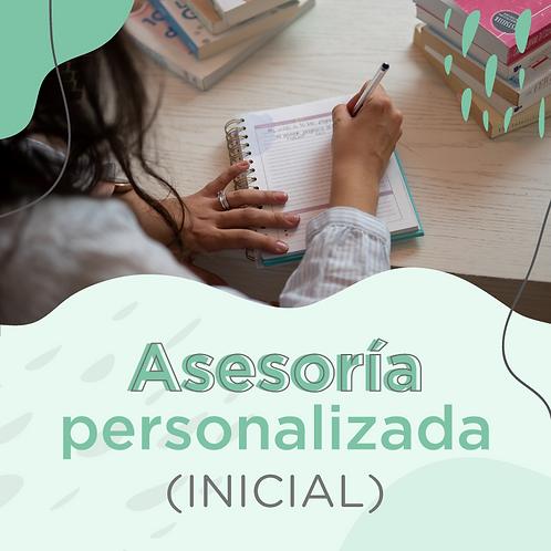 Asesoría Online Personalizada (Inicial)