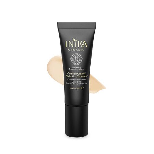 INIKA Certified Organic Perfection Concealer - Light 10  ml