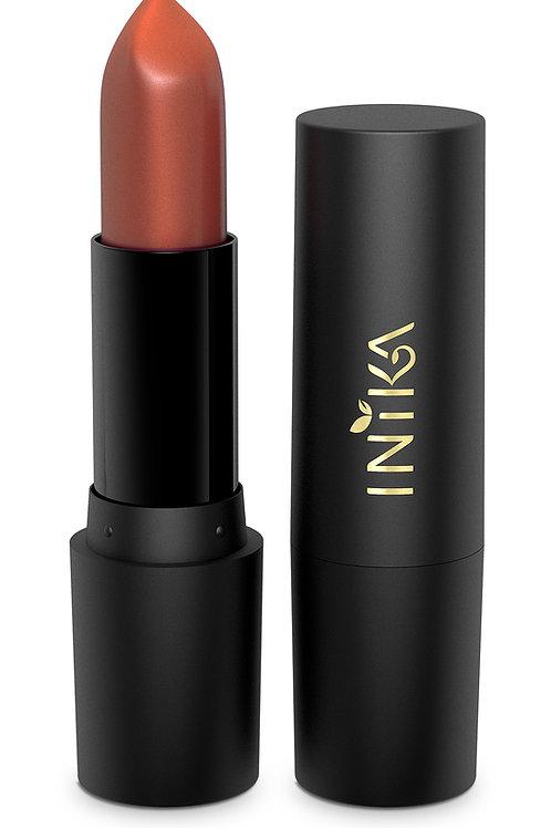 INIKA Certified Organic Vegan Lipstick - Cherry Blossom 4.2  gr