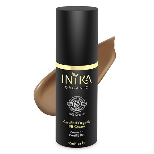 INIKA Certified Organic BB Cream - Cocoa 30  ml