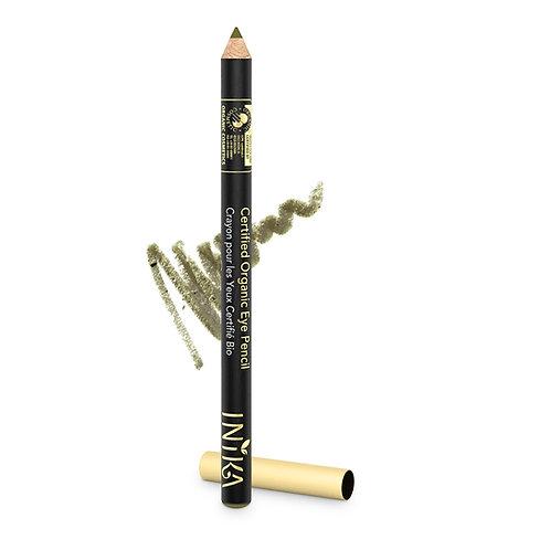 INIKA Certified Organic Eye Pencil - Gold Khaki 1.2  gr