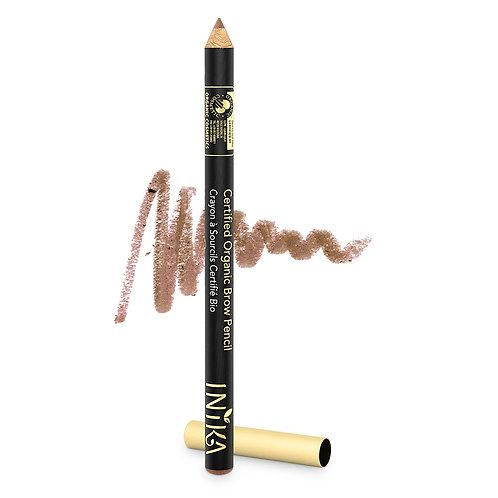 INIKA Certified Organic Brow Pencil - Blonde Bombshell 1.2  gr
