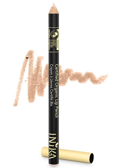 INIKA Certified Organic Lip Pencil - Buff 1.2  gr