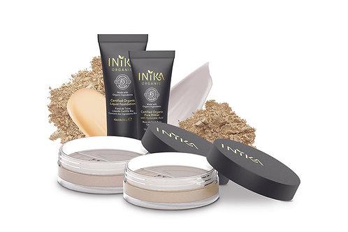 INIKA Trial Pack Light Tones - Boxed