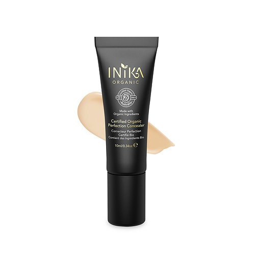INIKA Certified Organic Perfection Concealer - Medium 10  ml