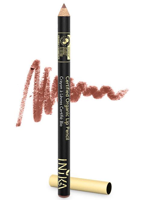 INIKA Certified Organic Lip Pencil - Safari 1.2  gr