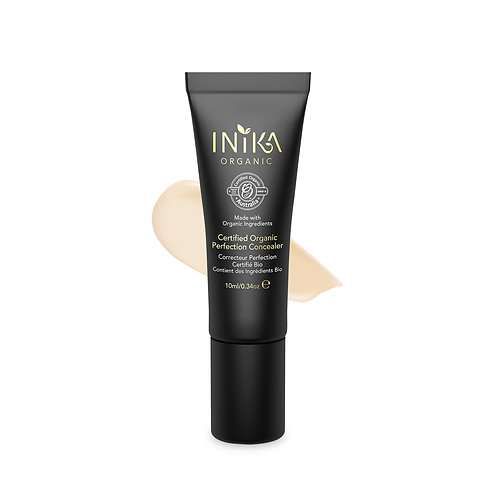 INIKA Certified Organic Perfection Concealer - Very Light 10  ml