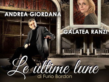 """Le ultime lune"" di Furio Bordon"