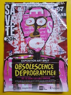 Expo collective, Lieu Unique Nantes