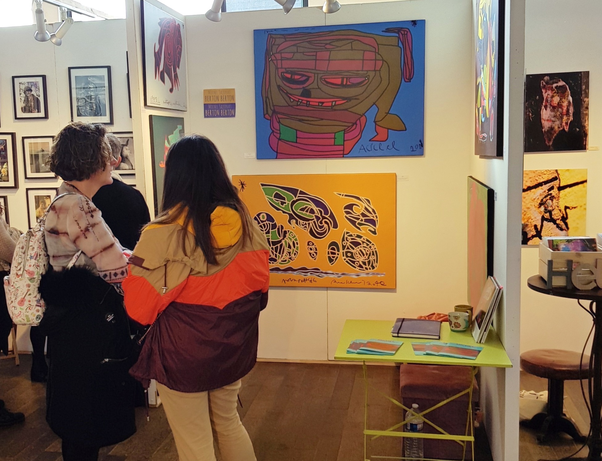 Salon d'art Abordable, 2020, Paris