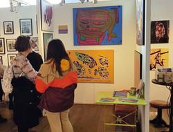 Salon d'art Abordable, 2020, Paris