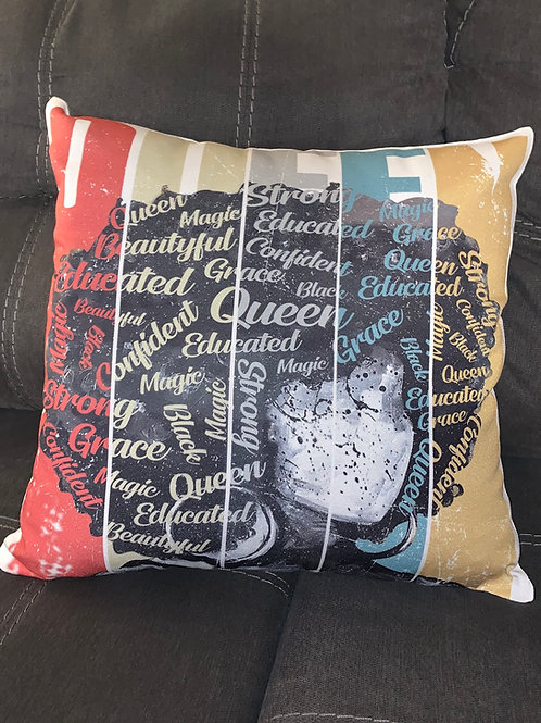 Queen Pillow Cover