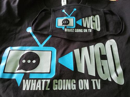 WGO Apparel (Mask + Shirt Combo)