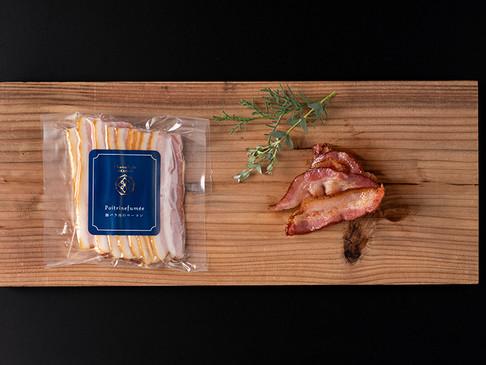 豚バラ肉のベーコン / Poitrine fumée