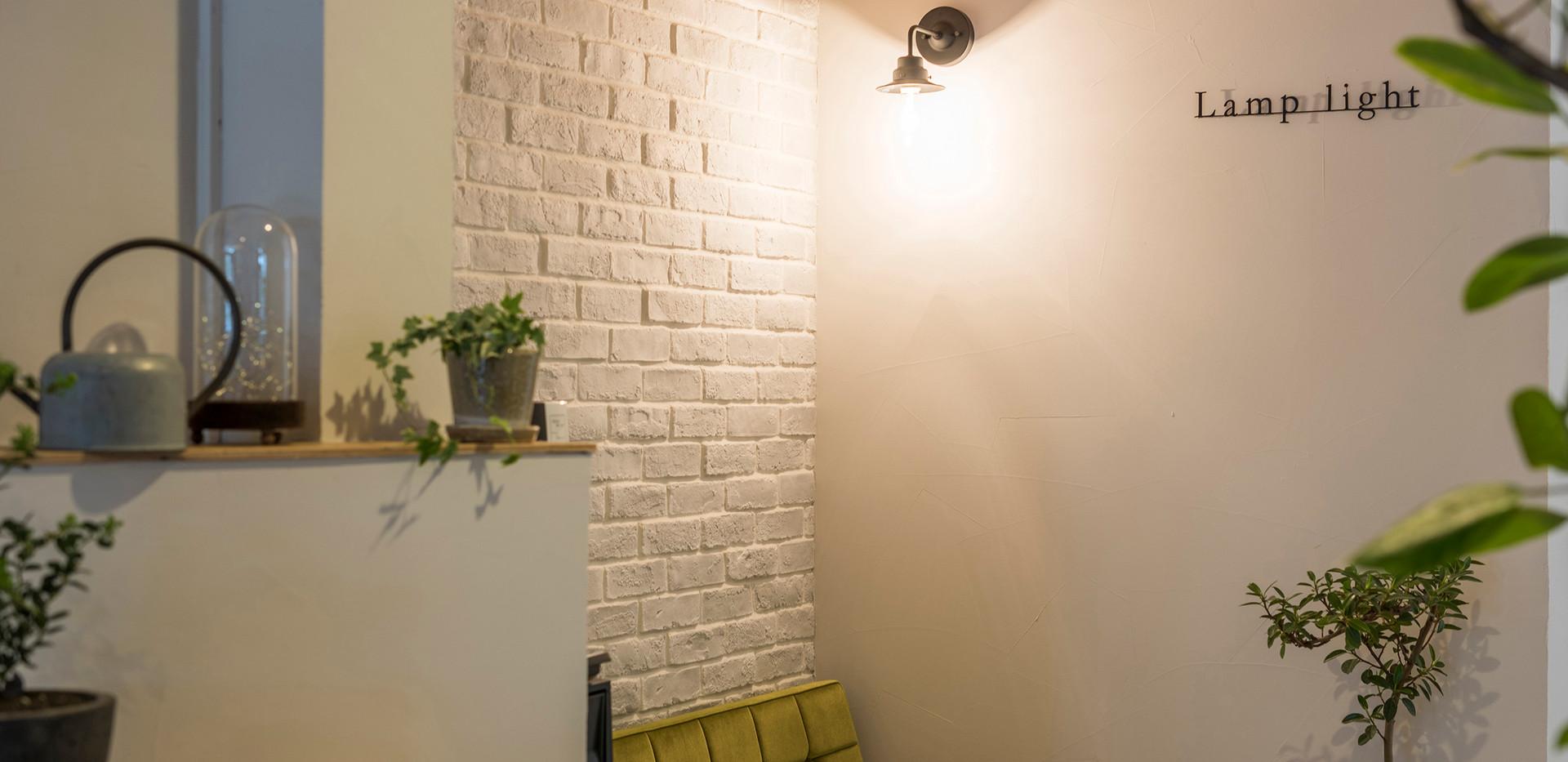 美容室インテリア