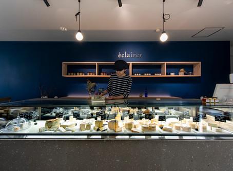 チーズ専門店エクレレ 写真撮影