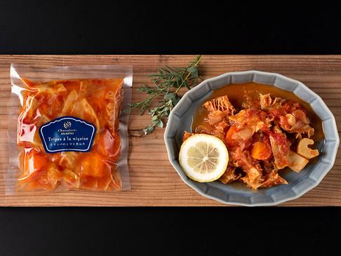 トリッパのトマト煮込み / Tripes à la niçoise
