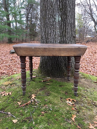 Vintage Spindle Table