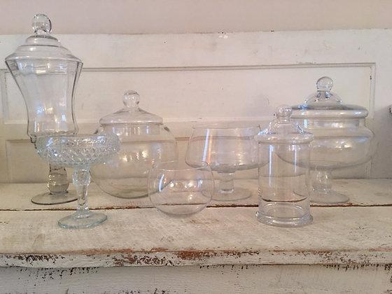 Candy Vase Set