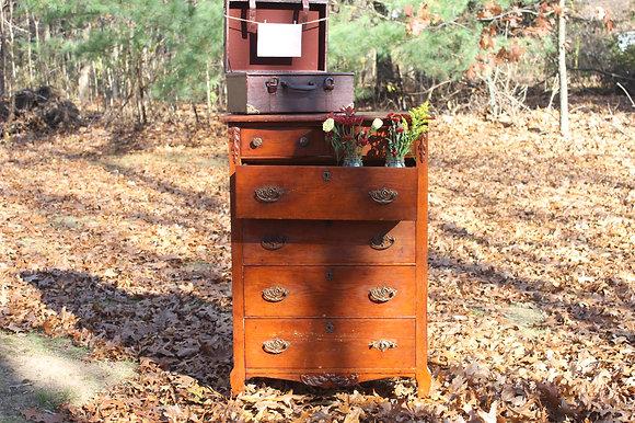 The Hannah Antique Dresser