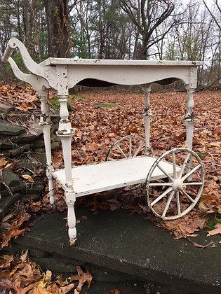 Charming Tea Cart