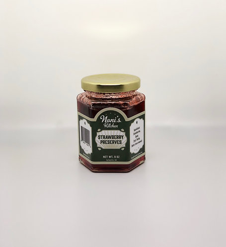 Strawberry Preserves (9OZ)
